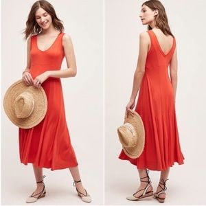 Anthropologie Maeve Abroad Dress small